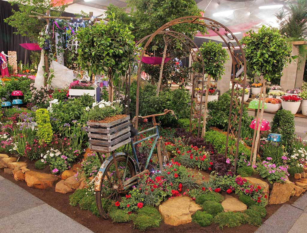 Inspiration and fun at The Witness Garden Show