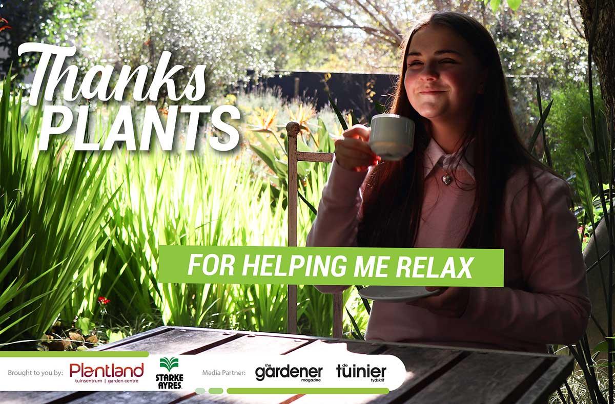 plants relax